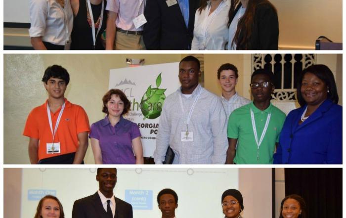 Summer Institute Winners 2015