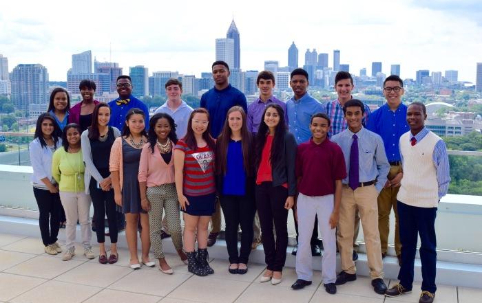 Youth Ambassadors 2015-2