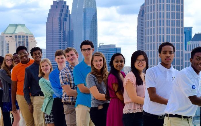 Youth Leadership Council Fun Pic